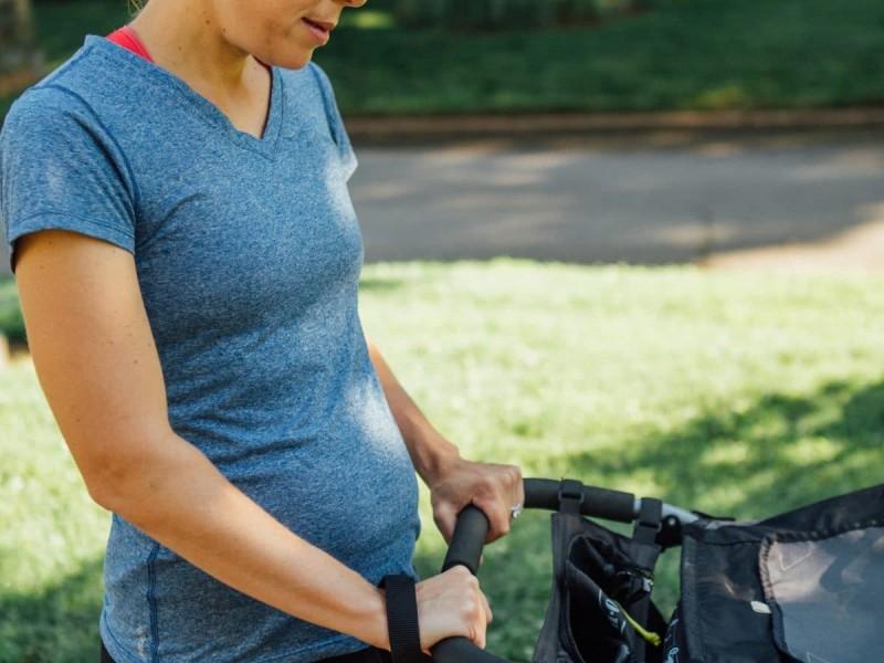 Running postpartum